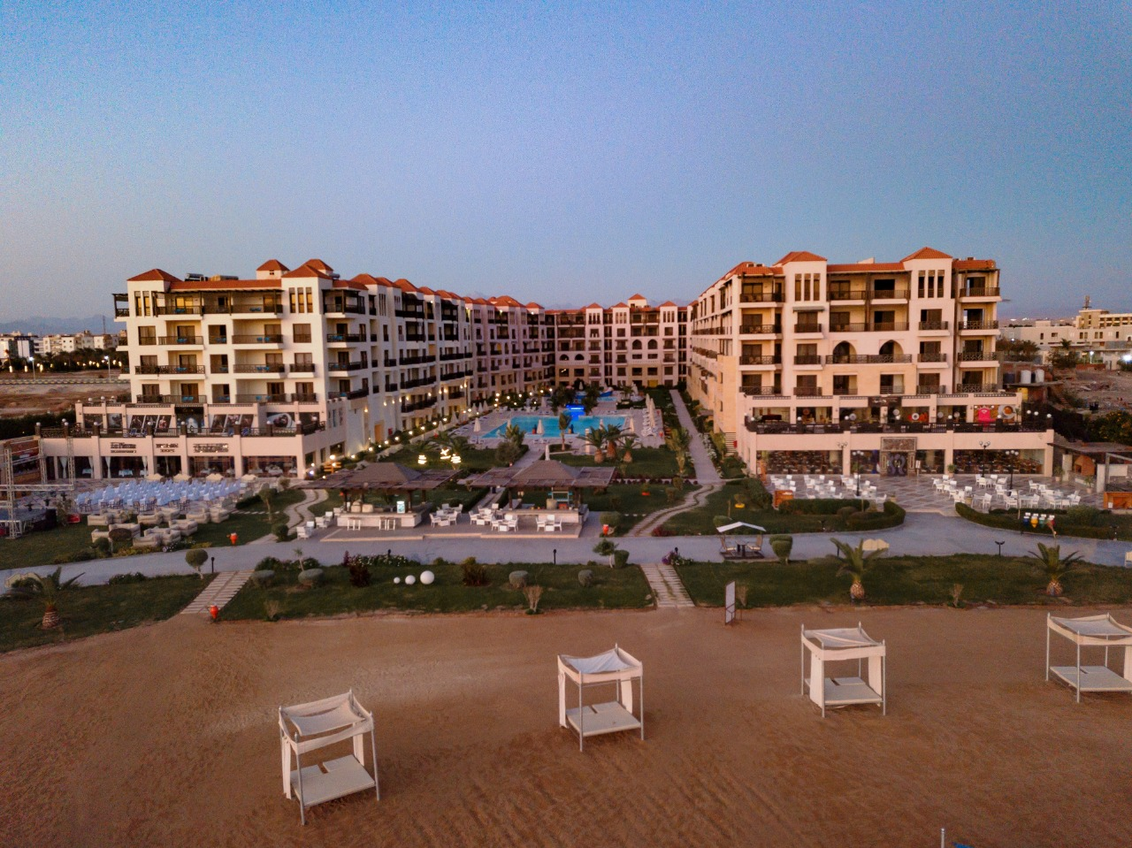SAMRA BAY HOTEL & RESORT