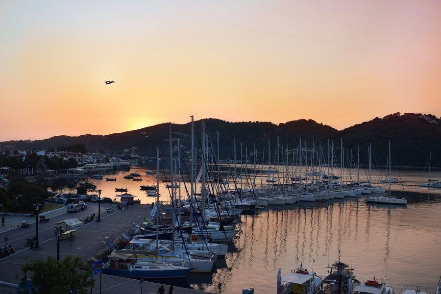 Meltemi Port of Skiathos