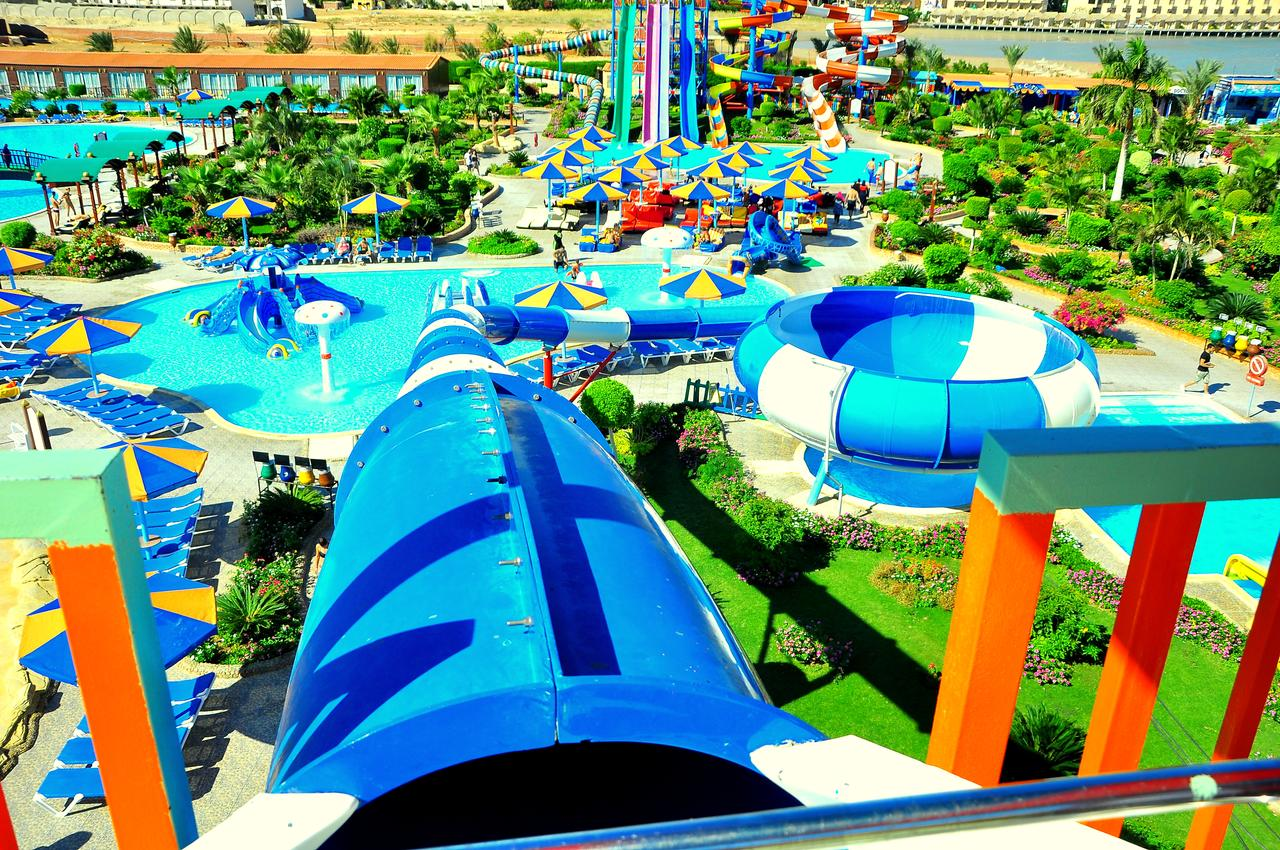 Hawaii Caesar Dreams Resort Aqua Park