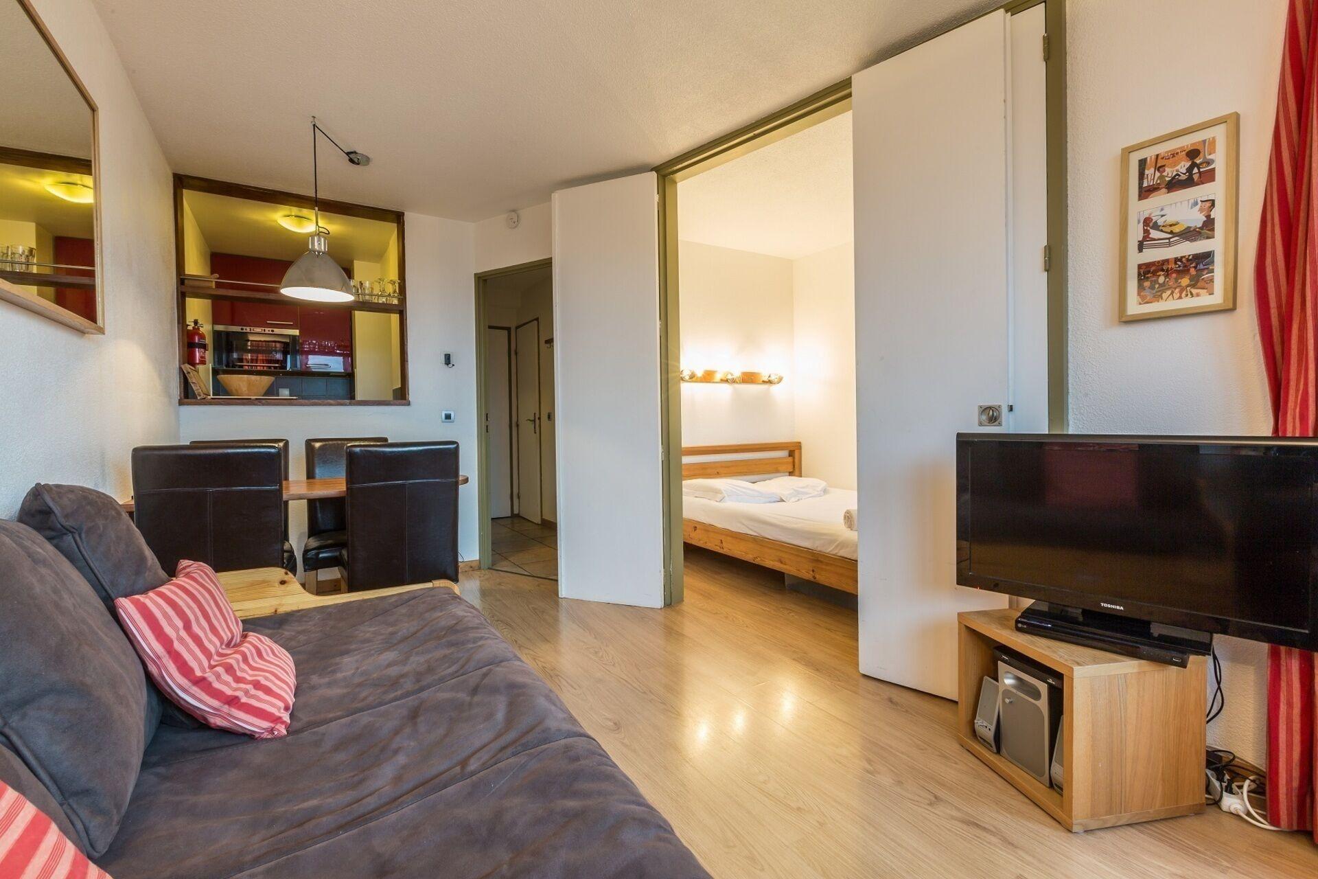 Apartment Chamois Blanc 6