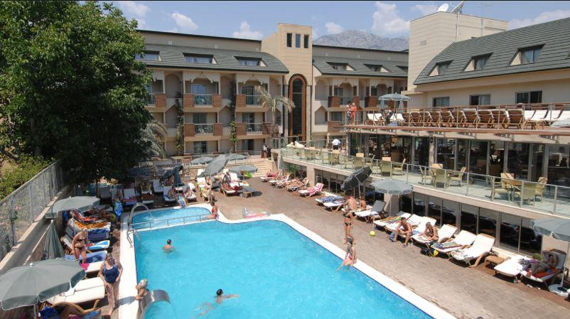 AMBASSADOR PLAZA HOTEL KEMER 4 *
