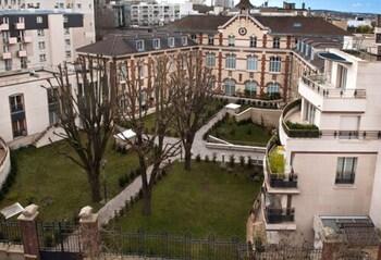 Best Western Paris Porte De Versailles