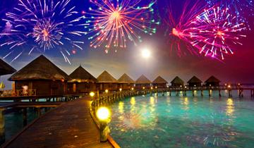 Revelion 2021 - Sejur plaja Maldive, 10 zile