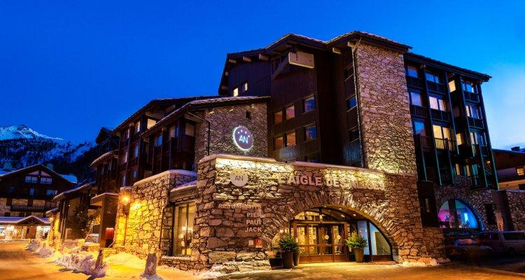 Hotel l'Aigle des Neiges