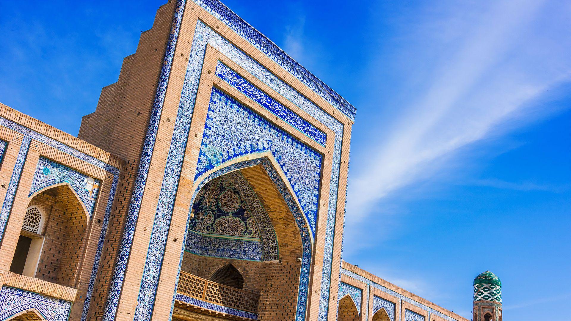 Circuit de grup - Essential Uzbekistan, 9 zile