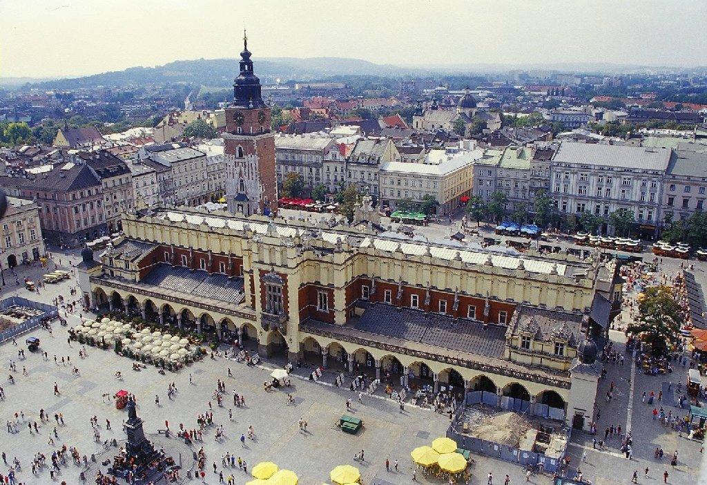 Circuit 1Mai : Polonia-Cracovia