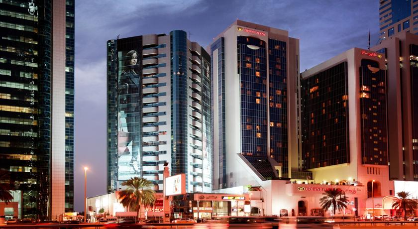 Crowne Plaza Dubai Sheikh Zayed Rd