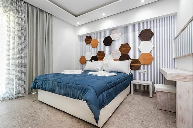 The Elegant Apartments (Pefkari)