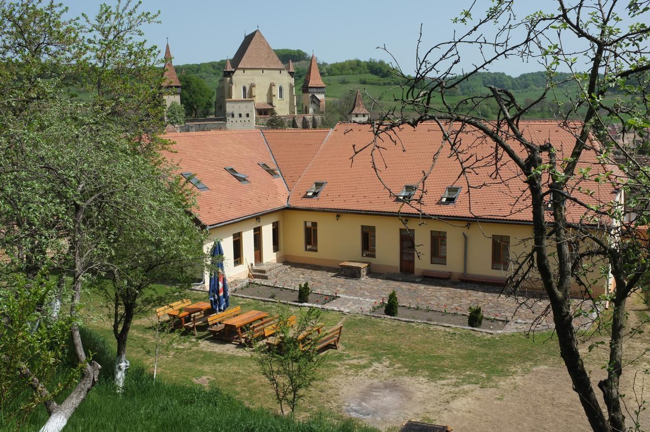Complex Medieval Unglerus (Biertan)