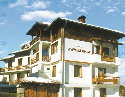 DURCHOVA HOUSE