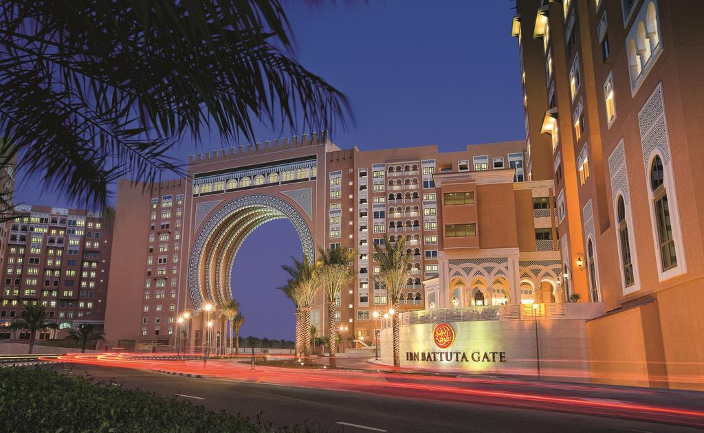 Oaks Hotel Ibn Battuta Gate