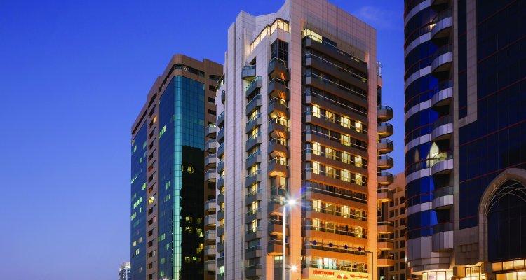 Hawthorn Suites by Wyndham Abu Dhabi City Centre