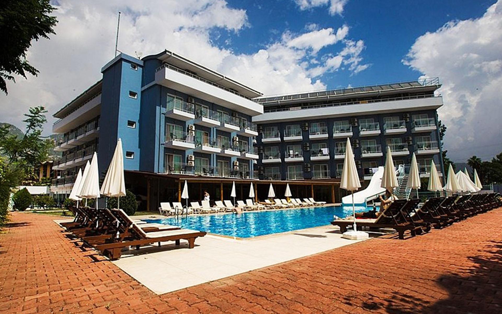 MONNA ROZA BEACH HOTEL(EX.ASEL HOTEL)