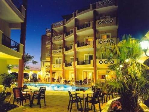 Evilion & Stilvi Sea & Sun Hotels