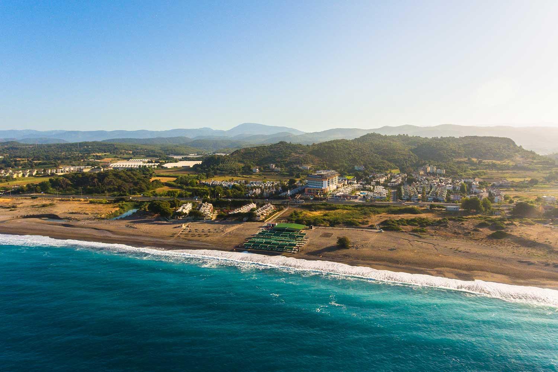 THRONE BEACH RESORT& SPA