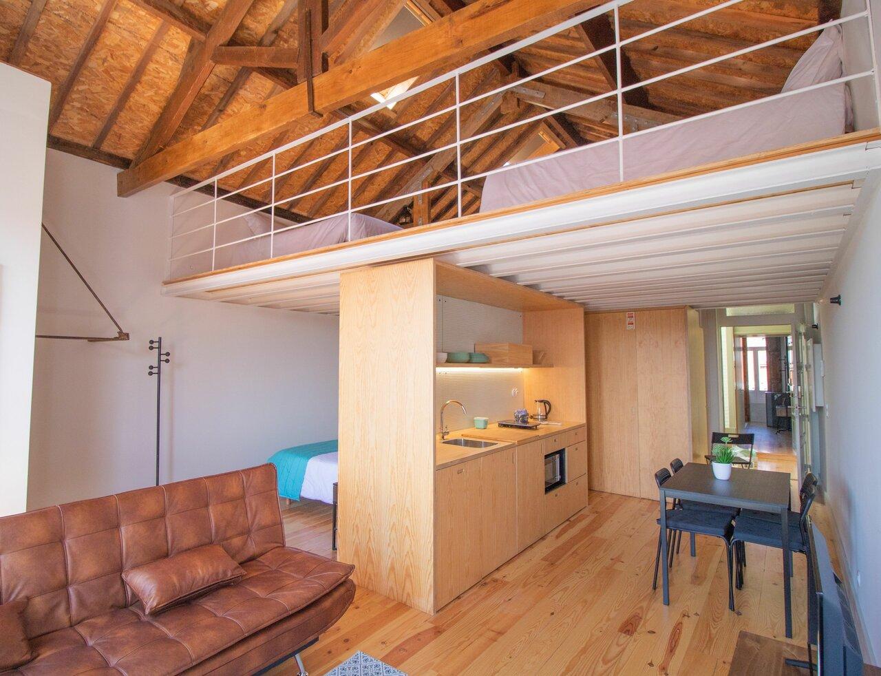 Step In Porto Apartments