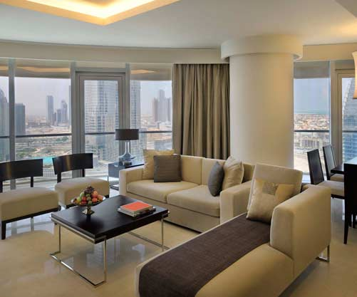 Address Dubai Mall - Residences