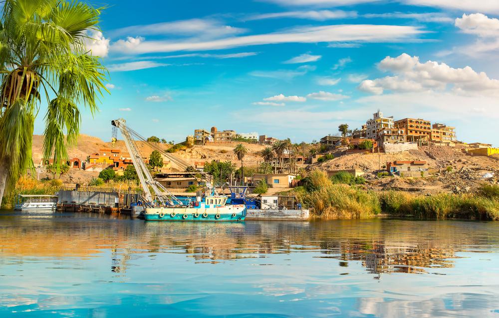 Croaziera Nil - Nava JAZ Crown