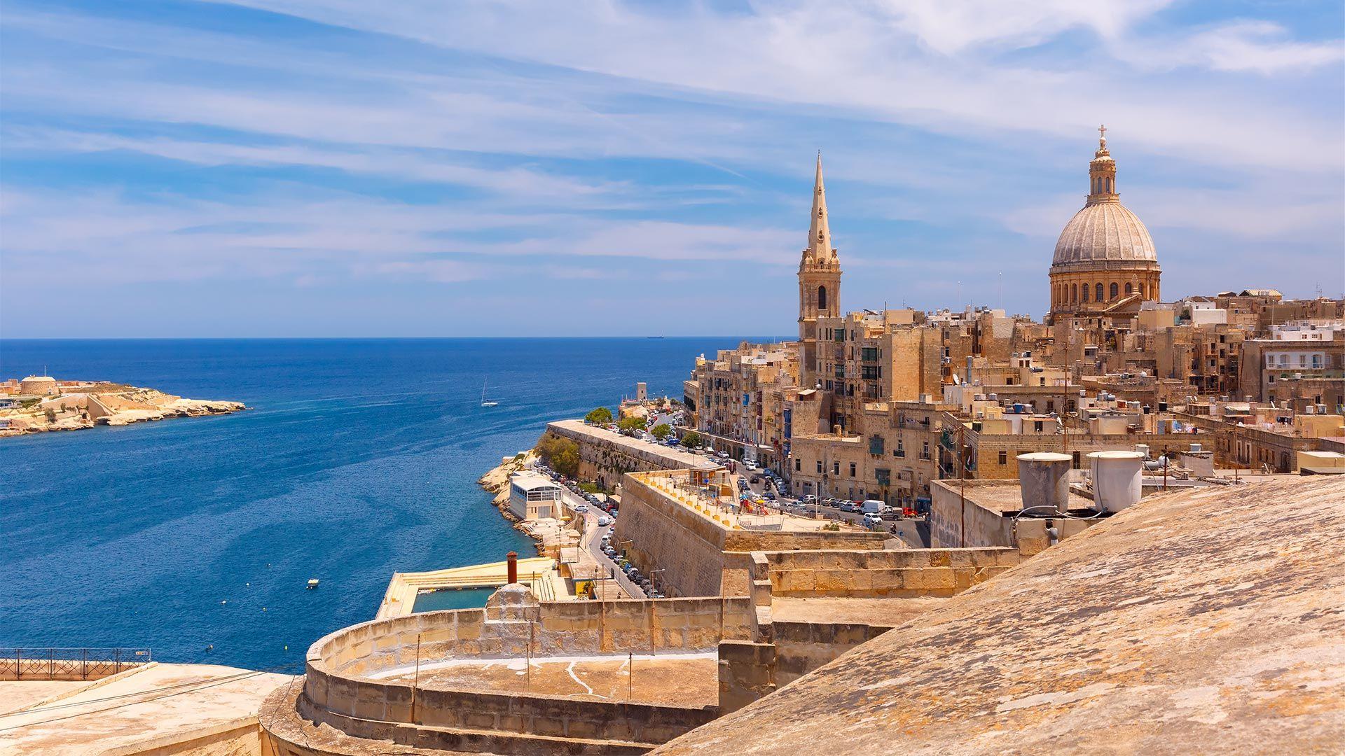 Circuit de grup - Essential Malta, 8 zile