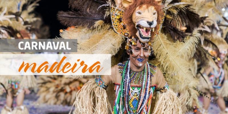 MADEIRA - CARNAVAL 2020 - UN MARTISOR EXOTIC! 5ST