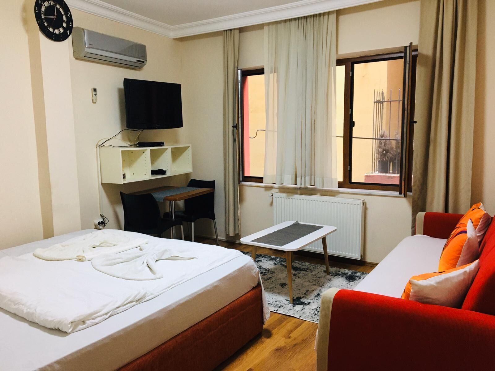 The Galata Tower Suite