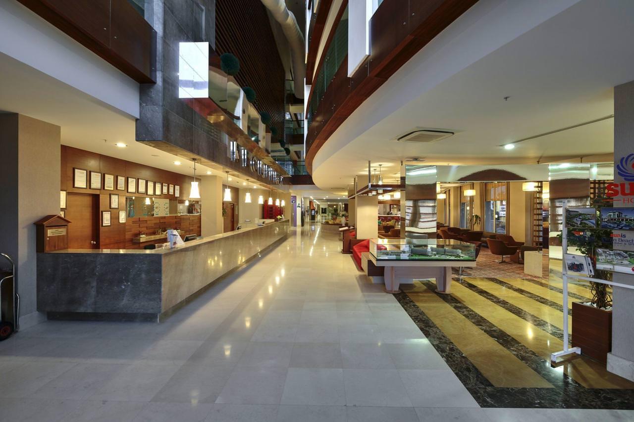 SUNIS HOTELS EVREN BEACH RESORT & SPA