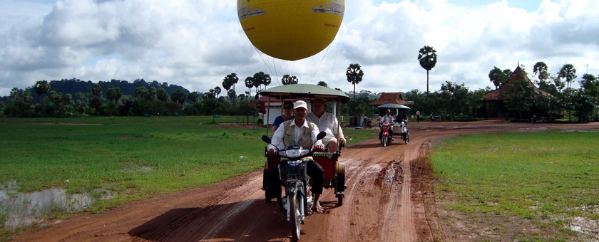 Circuit Cambodgia - decembrie 2020