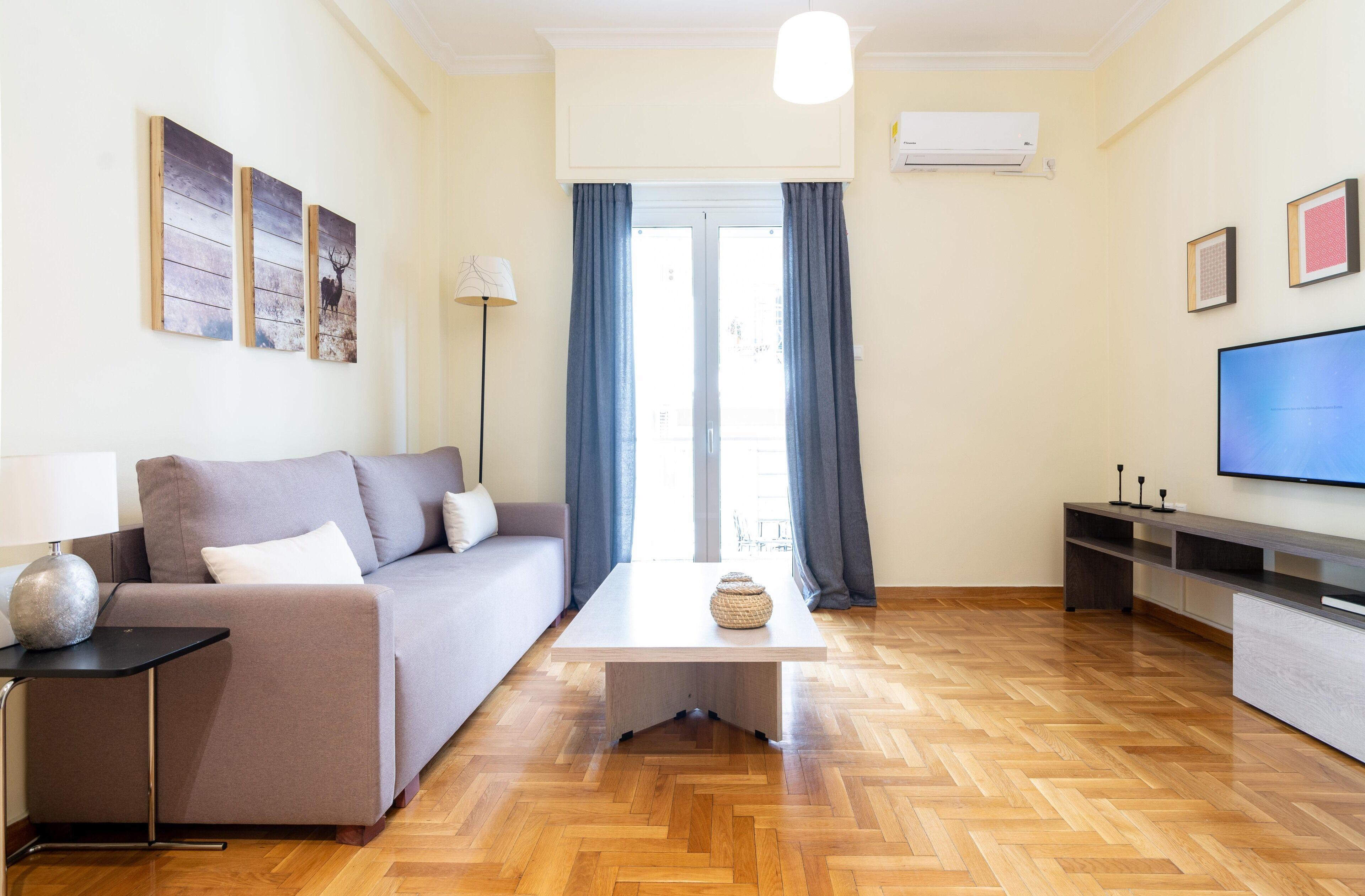 Arvali Glamorous And Quiet Apartment