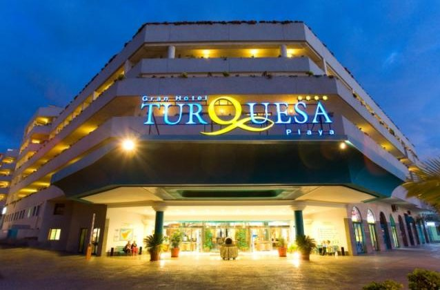 TURQUESA PLAYA HOTEL
