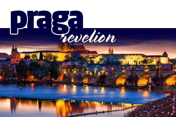 PRAGA - REVELION 2020
