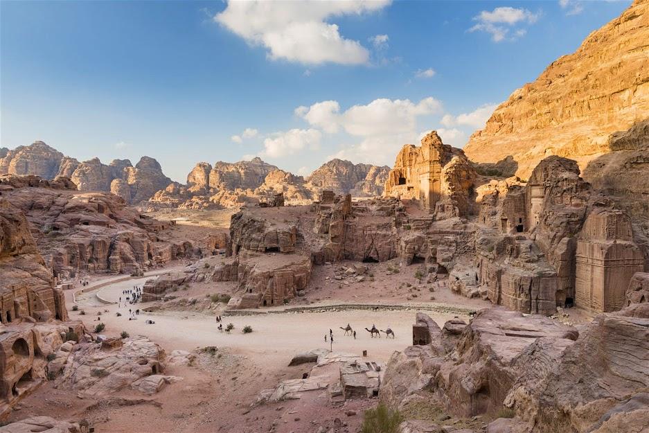 Iordania – circuit cu minisejururi la Marea Moartă și Marea Roșie