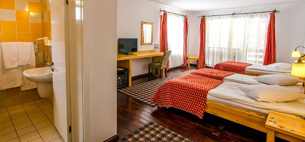 Hotel Cheia - Complex Cheile Gradistei