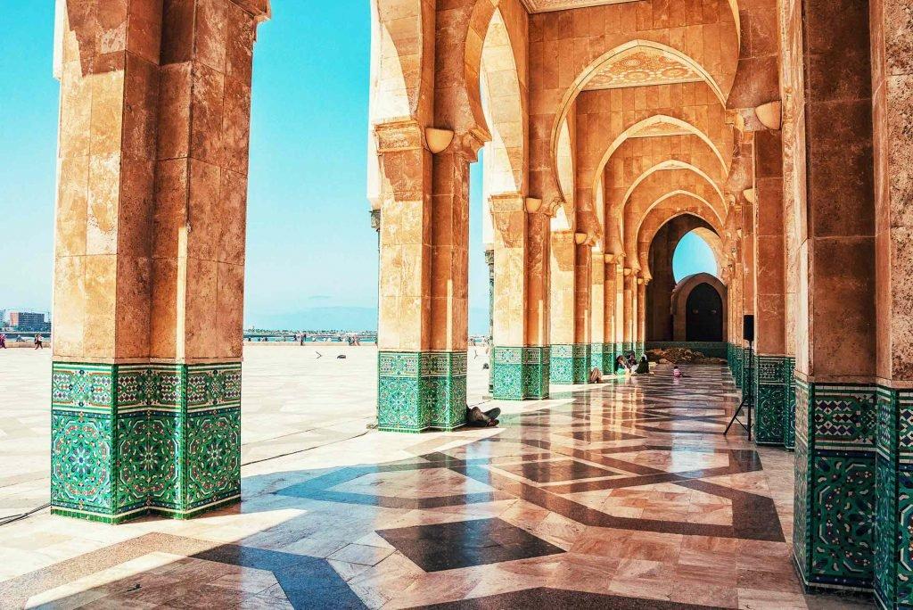 MAROC-Traditii, peisaje exotice, istorie