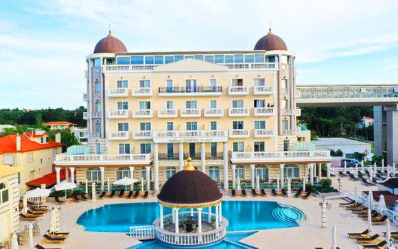 Revelion Salonic - Wellness Santa Hotel 4 nopti