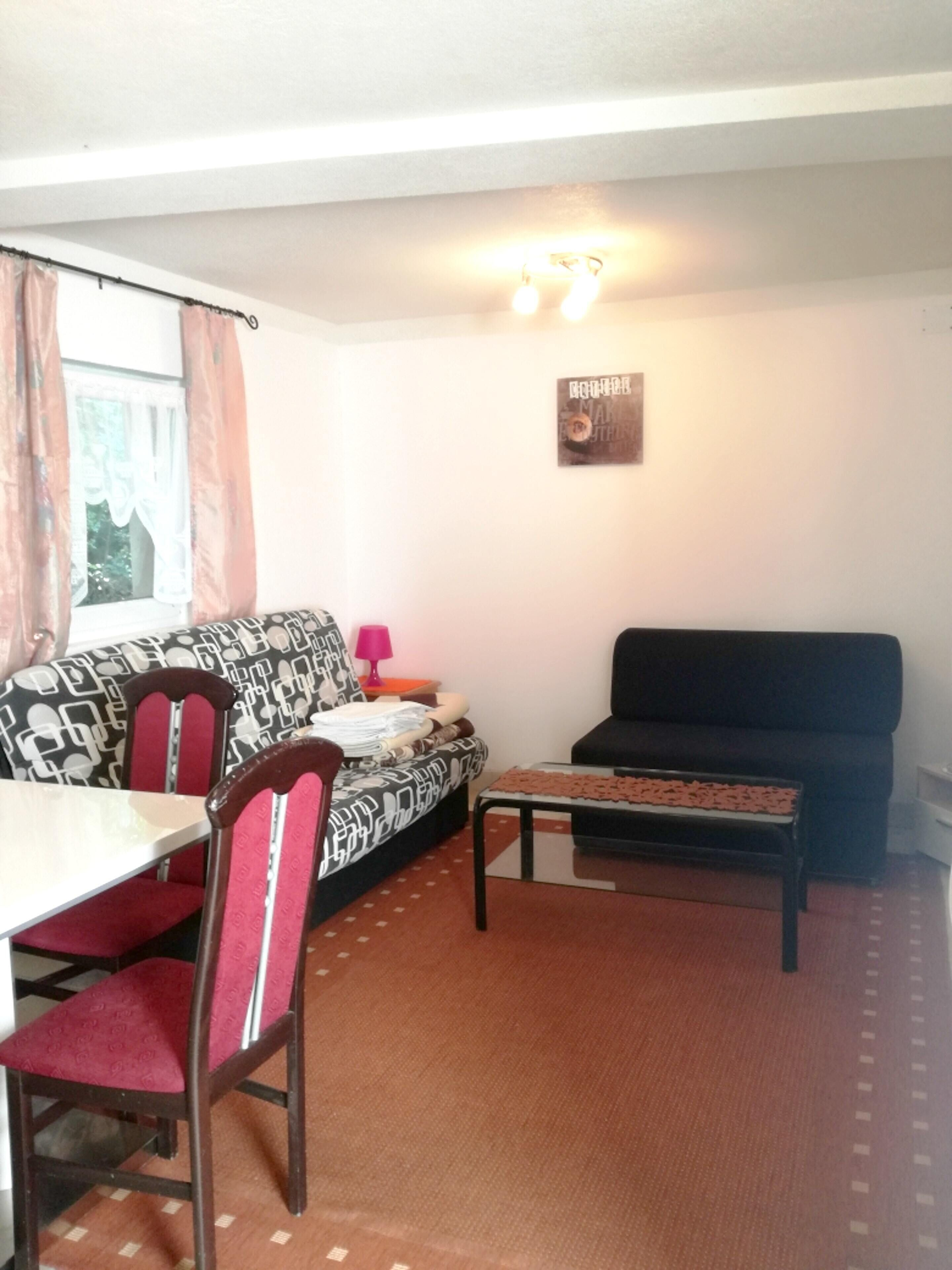 Apartment With One Bedroom In Jadranovo,  With Furnished Garden And Wifi - 200 M From The Beach