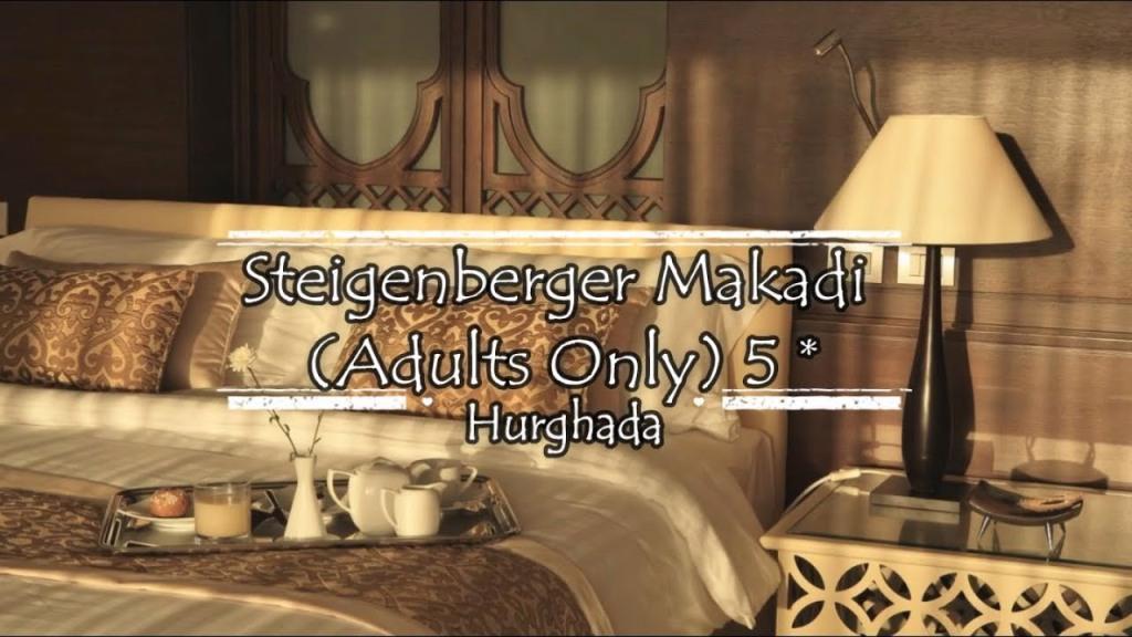 STEIGENBERGER MAKADI (ADULTS ONLY)