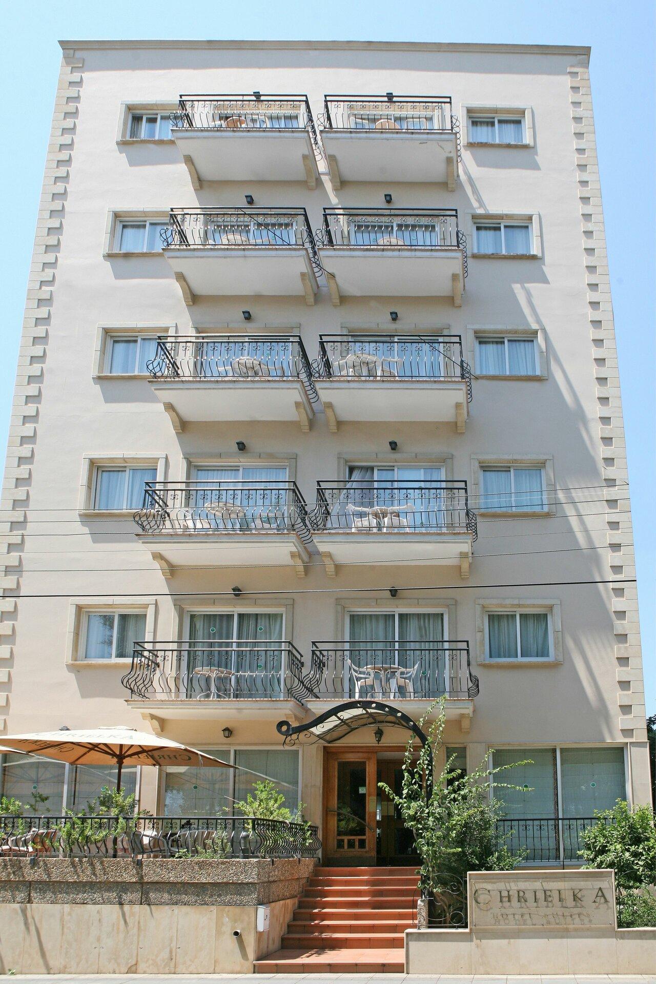 Chrielka Apartment