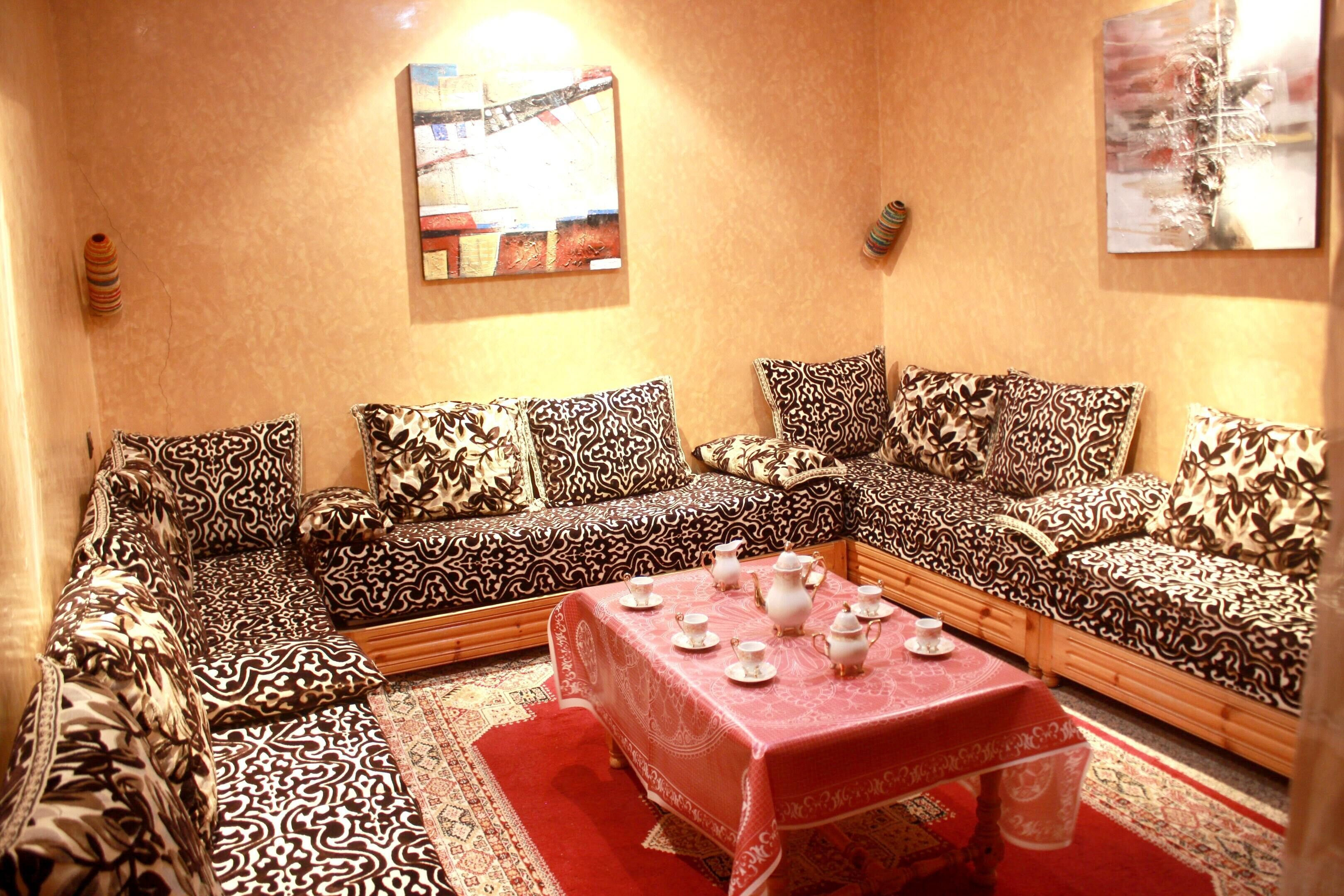 House With 2 Bedrooms In Medina Marrakech With Furnished Terrace And Wifi