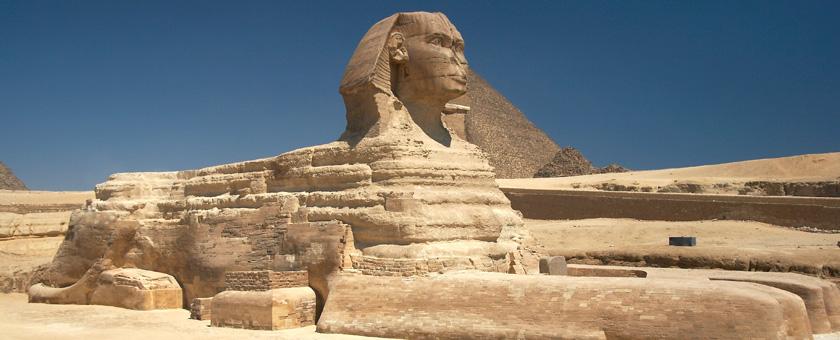 Circuit de grup in Egipt