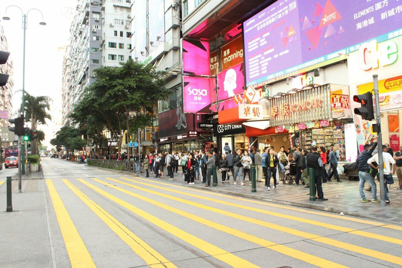 Hong Kong Budget Hostel