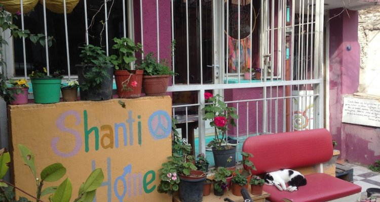 Shantihome Hostel