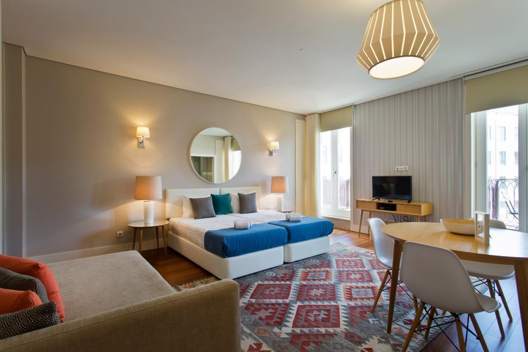 Cardosas Livin Porto By Una Apartments