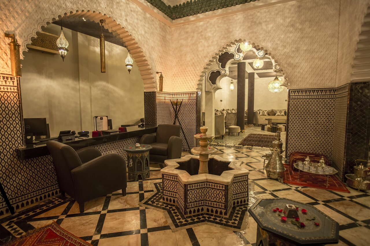 Dar Si Aissa Suites And Spa