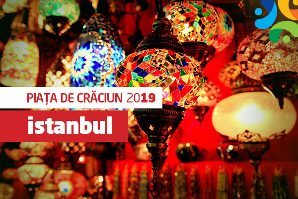 ISTANBUL - 1 DECEMBRIE 2019 IN INIMA BIZANTULUI!