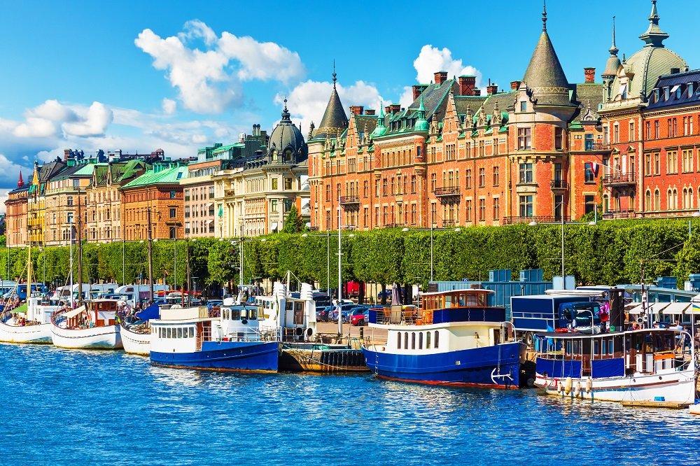 Stockholm si Croaziera pe Marea Baltica 2021 - Vacanta de Paste