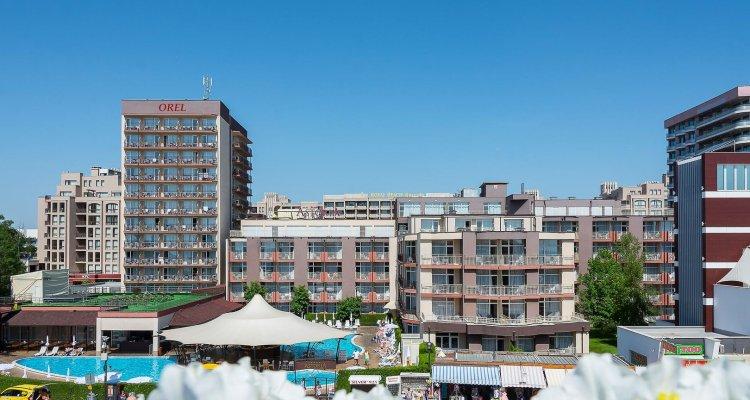 MPM Hotel Orel - Ultra All Inclusive
