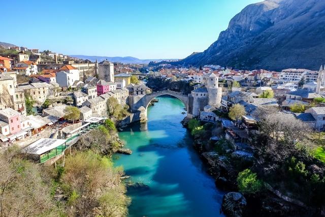 Circuit Bosnia - Albania