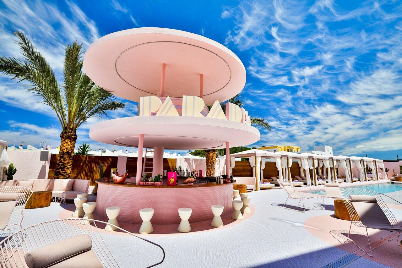 Paradiso Ibiza Art-hotel