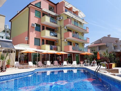 Apartments Ralitsa Complex Saint Vlas