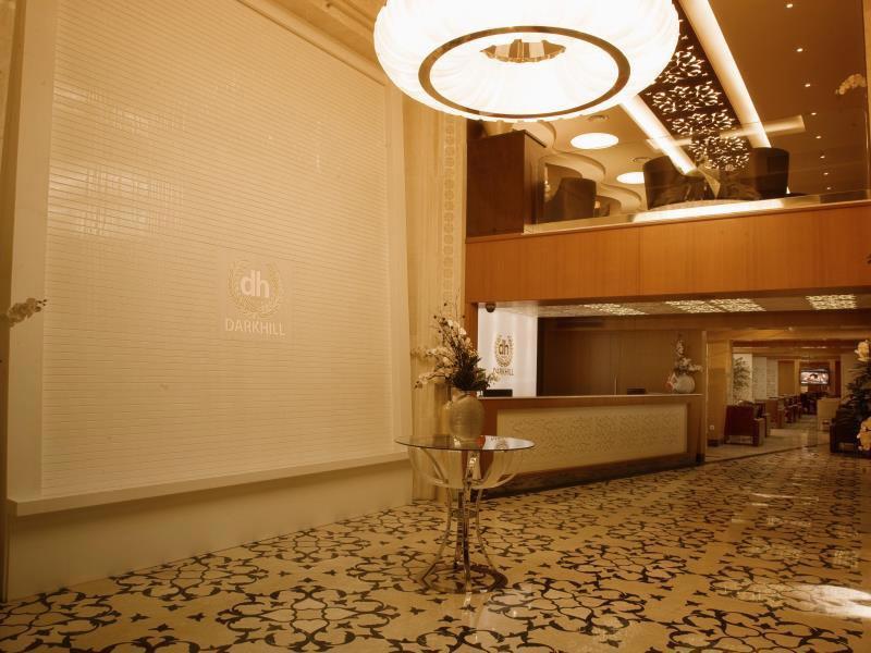 The Darkhill Hotel